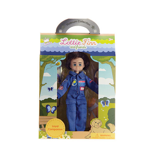 Lottie Doll Loyal Companion Playset (Boy Doll) LT128