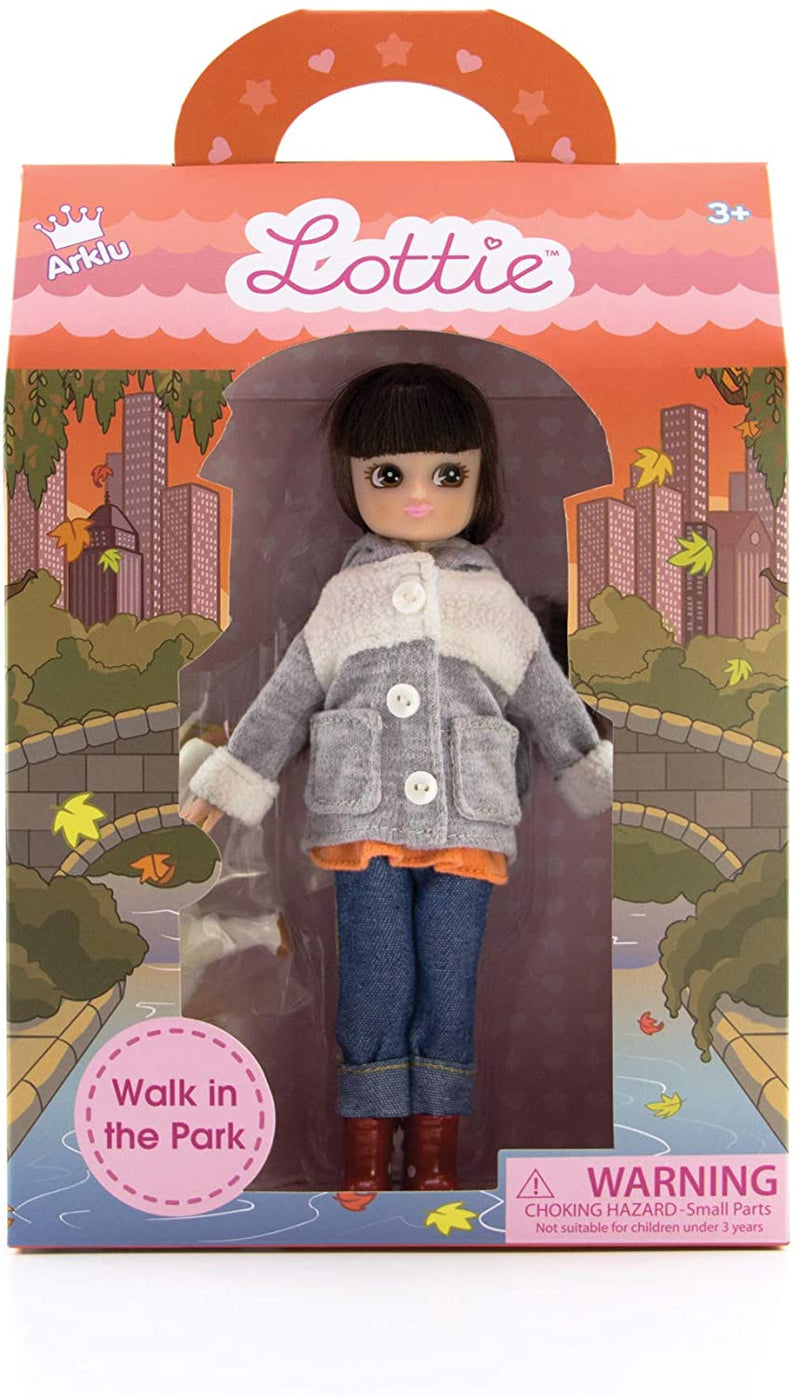 Dolls Lottie Doll Walk In The park