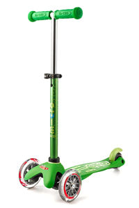 Scooters For Kids SA Micro Mini Deluxe Scooter Green