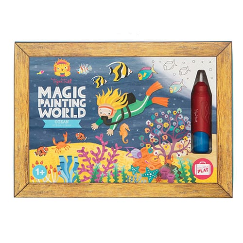 Tiger Tribe Magic Painting World Ocean 14 022