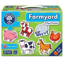 Orchard First Farmyard Puzzle
