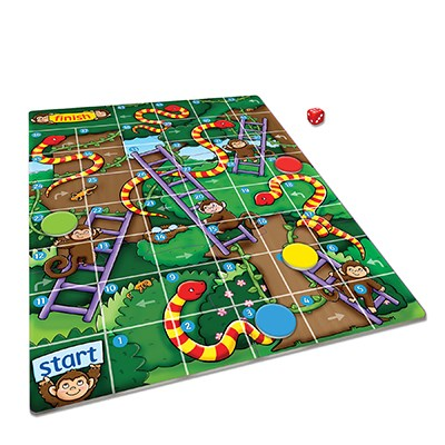 Orchard Mini Game Jungle Snakes And ladders