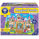 Orchard Magical Castle Floor Puzzle