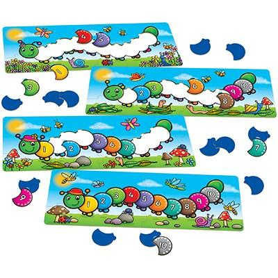 Orchard Counting Caterpillars Game