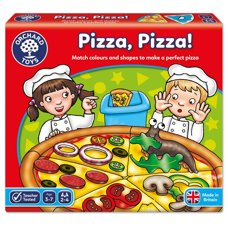 Orchard Pizza Pizza Game