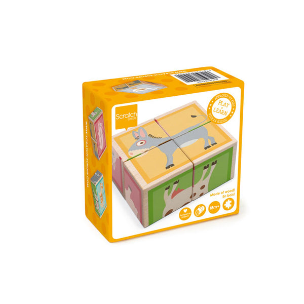 Scratch - Farm Blocks - 6181102