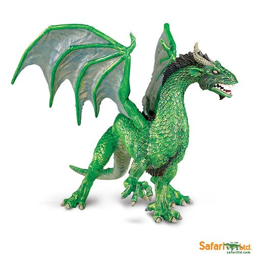Safari Ltd Forest Dragon 10155