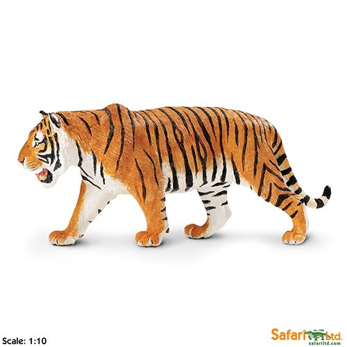 Safari Ltd Siberian Tiger (Wildlife Wonders) 111389