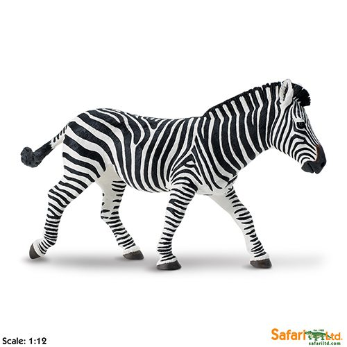 Safari Ltd Zebra (Wildlife Wonders) 111489