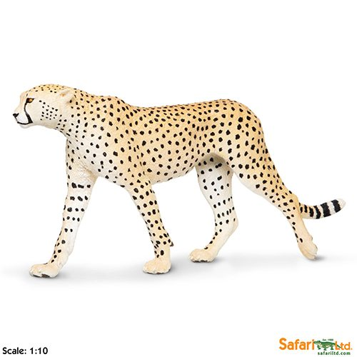Safari Ltd Cheetah (Wildlife Wonders) 112889