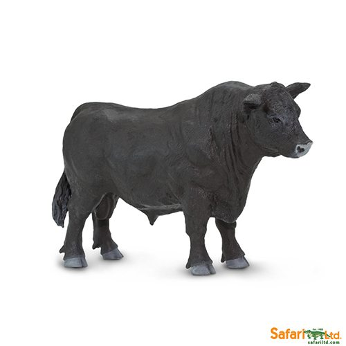 Safari Ltd Angus Bull (Safari Farm) 160729