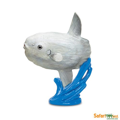 Safari Ltd Sunfish with Stand Set (Wild Safari Sea Life) 200529