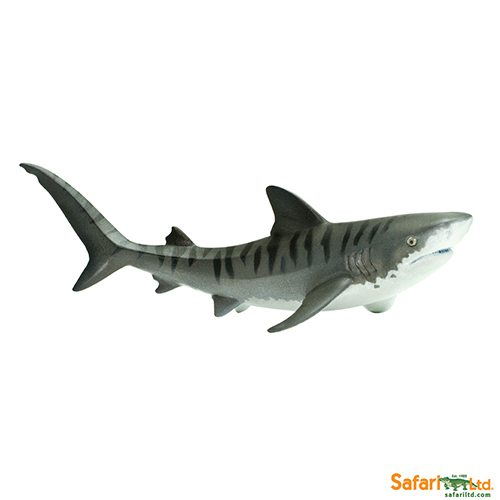 Safari Ltd Tiger Shark (Wild Safari Sea Life) 202229