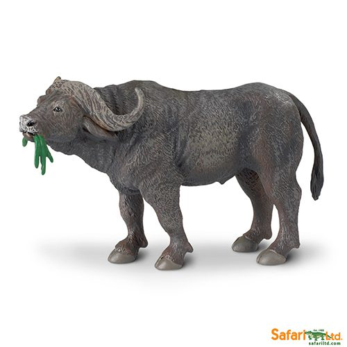 Safari Ltd Cape Buffalo (Wild Safari) 222729