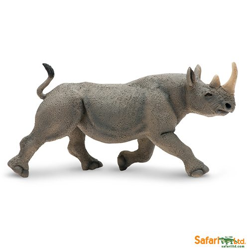 Safari Ltd Black Rhino (Wild Safari) 228929