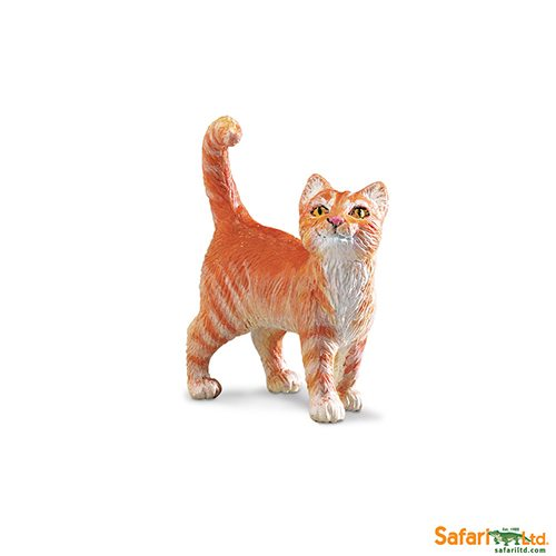 Safari Ltd Tabby Cat (Best in Show Cats) 235529