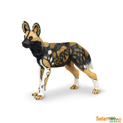 Safari Ltd African Wild Dog (Wild Safari) 239729