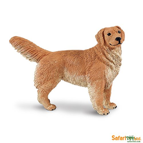 Safari Ltd Golden Retriever (Best in Show Dogs) 253129