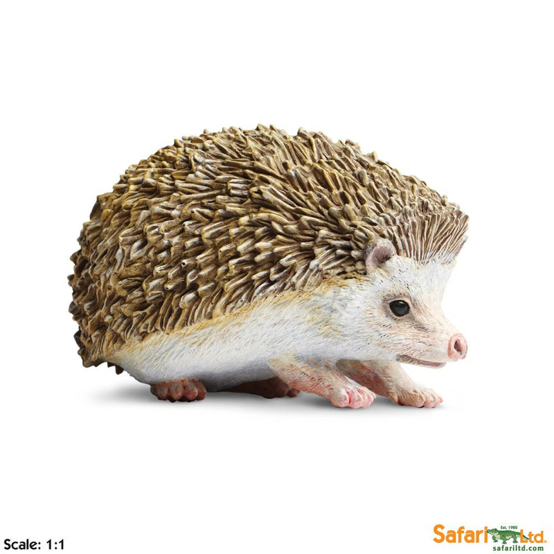 Safari Ltd Hedgehog Incredible Creatures 261129