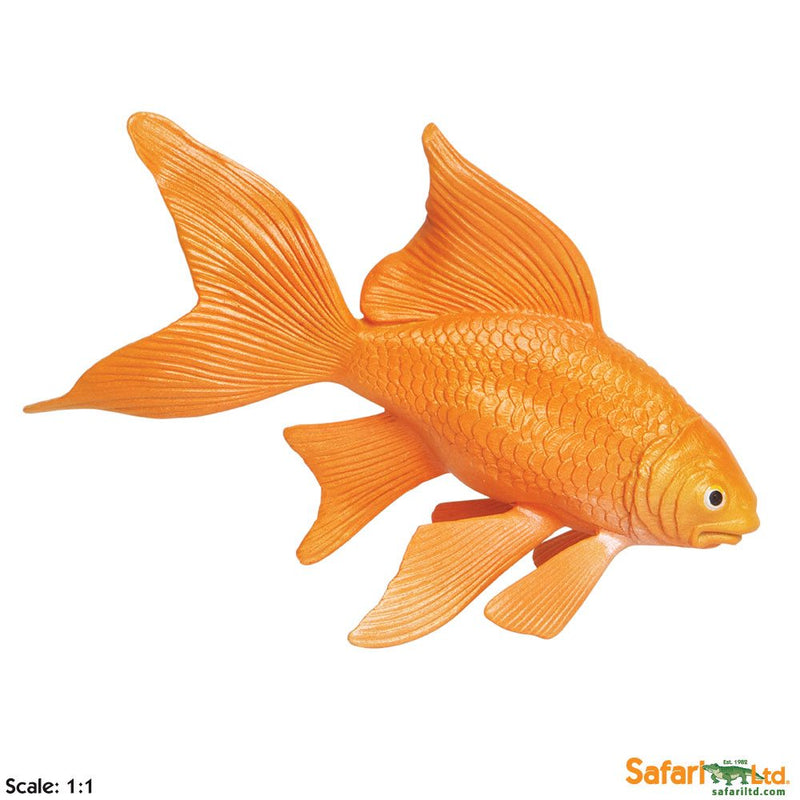 Safari Ltd Goldfish Incredible Creatures 263629