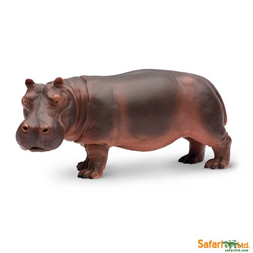 Safari Ltd Hippopotamus (Wild Safari) 270429
