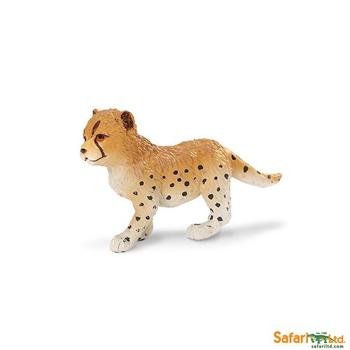 Safari Ltd Cheetah Cub (Wild Safari) 272029