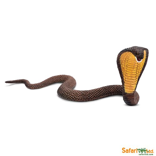 Safari Ltd Cobra (Wild Safari) 272629