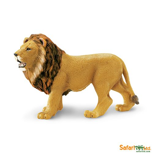 Safari Ltd Lion (Wild Safari) 290229