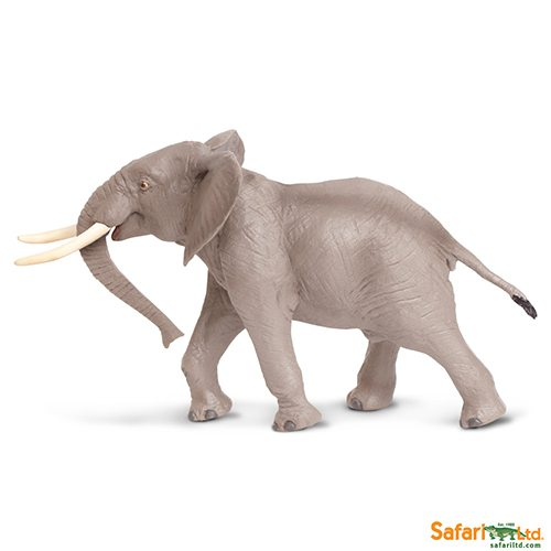 Safari Ltd African Bull Elephant (Wild Safari) 295629