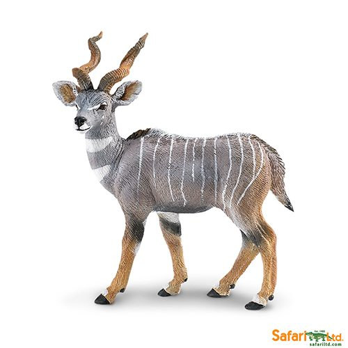 Safari Ltd Lesser Kudu (Wild Safari) 296229