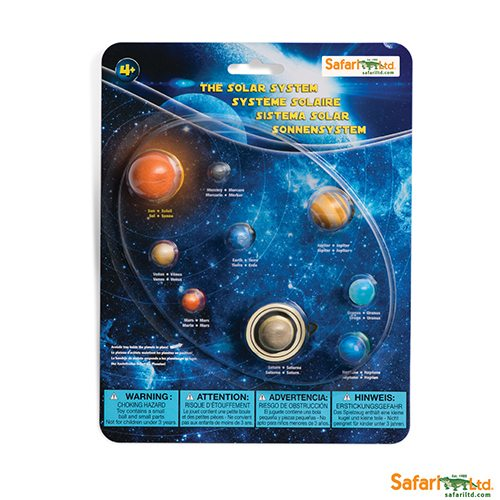 Safari Ltd The Solar System (Optics & More) 663616