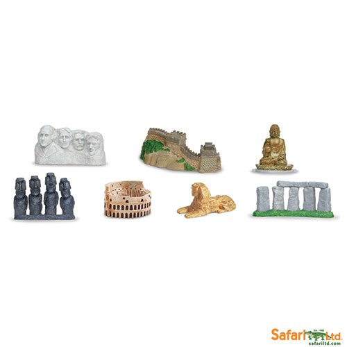 Safari Ltd World Landmarks Toob 678204