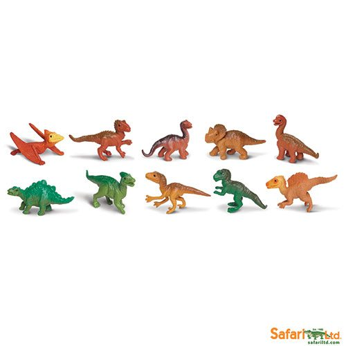 Safari Ltd Dino Babies Toob 680104
