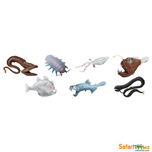 Safari Ltd Deep Sea Creatures Toob 688104