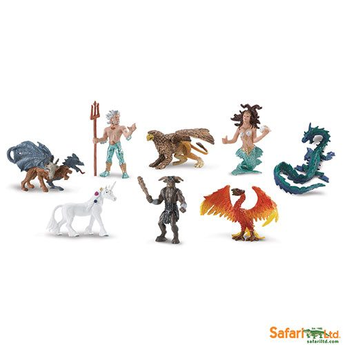 Safari Ltd Mythical Realms Toob 689904