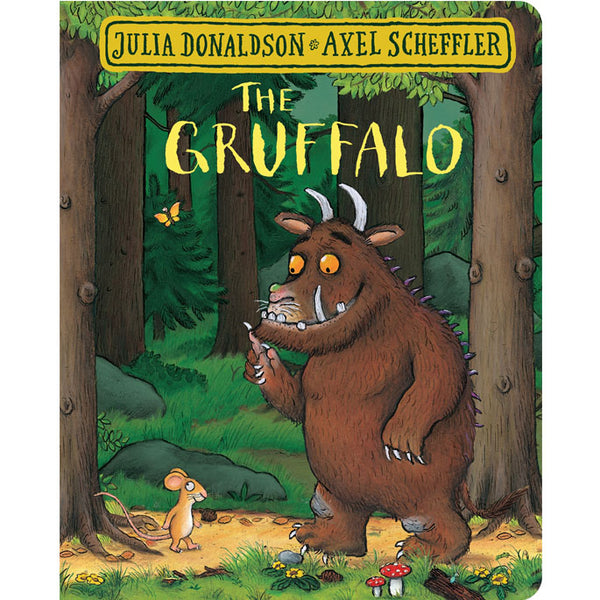 Books The Gruffalo Board Book