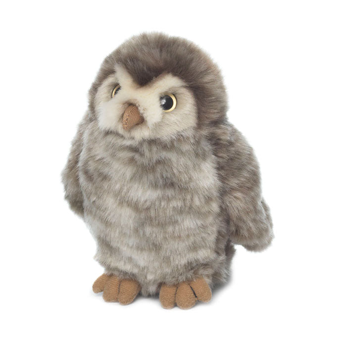 WWF Plush Forest Owl Baby