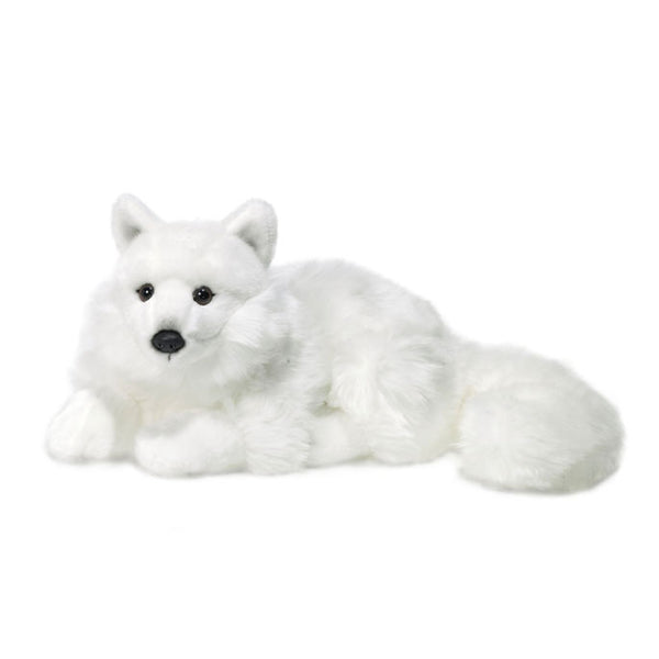 WWF Plush Arctic Fox Lying 25 cm