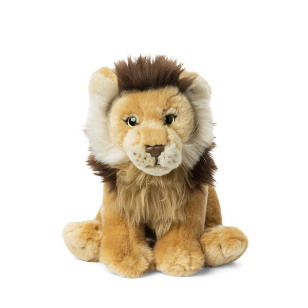 WWF Plush Lion Floppy 19 cm