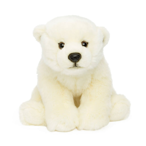WWF Plush Polar Bear Floppy 30 cm