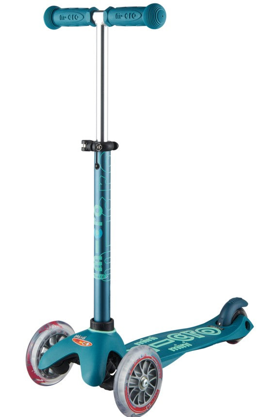 Scooters For Kids SA Micro Mini Deluxe Scooter Ice Blue