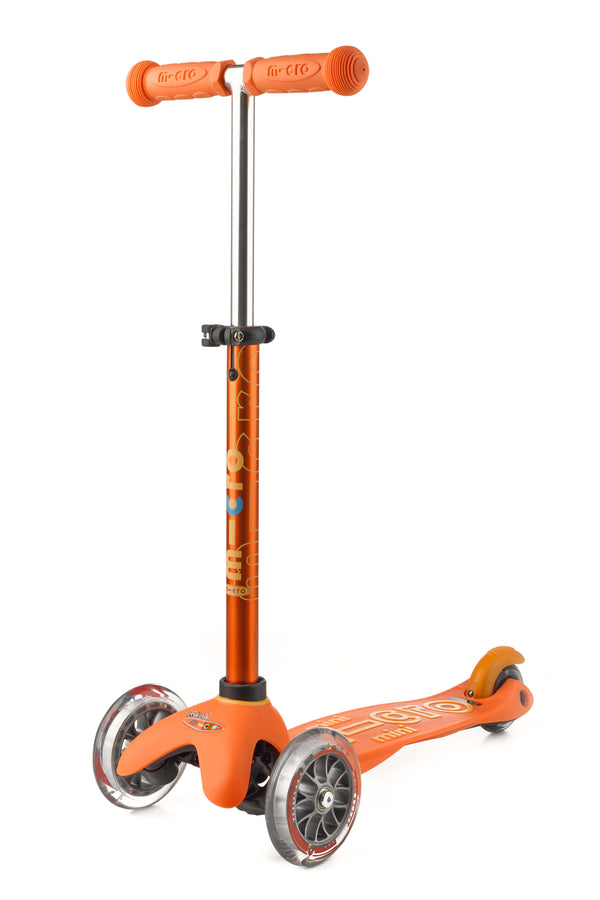 Scooters For Kids SA Micro Mini Deluxe Scooter Orange