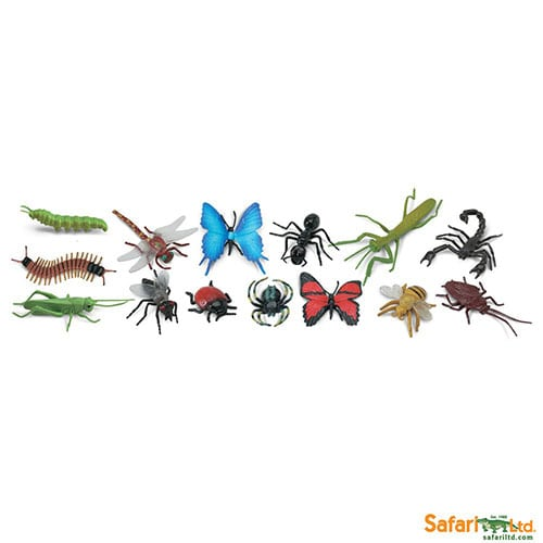 Safari Ltd Insects Toob 695304