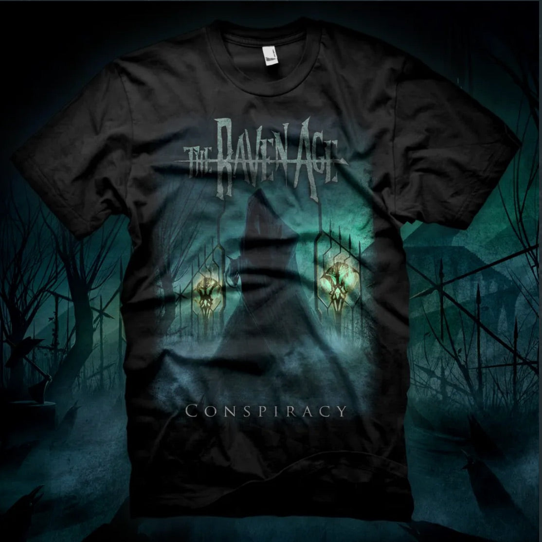 The Raven Age  Conspiracy T-Shirt