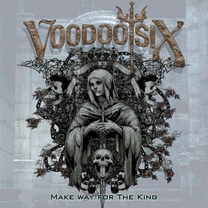 "Voodoo Six ""Make Way For The King"" CD Album + Instant Digital Download"