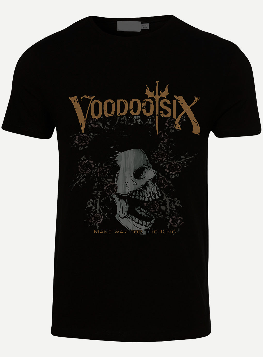 Voodoo Six The King t shirt