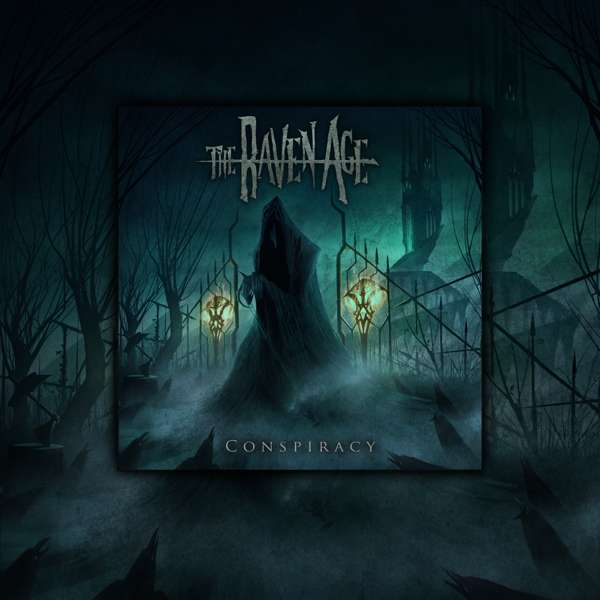 The Raven Age Conspiracy CD and digital download