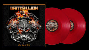 """The Burning"" Vinyl + Digital Download"
