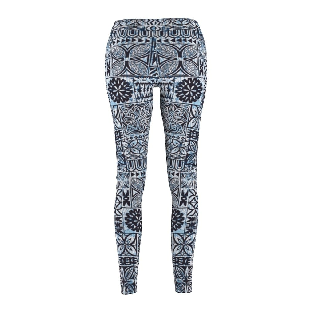 Printify Leggings Aloha Mid-Rise Leggings
