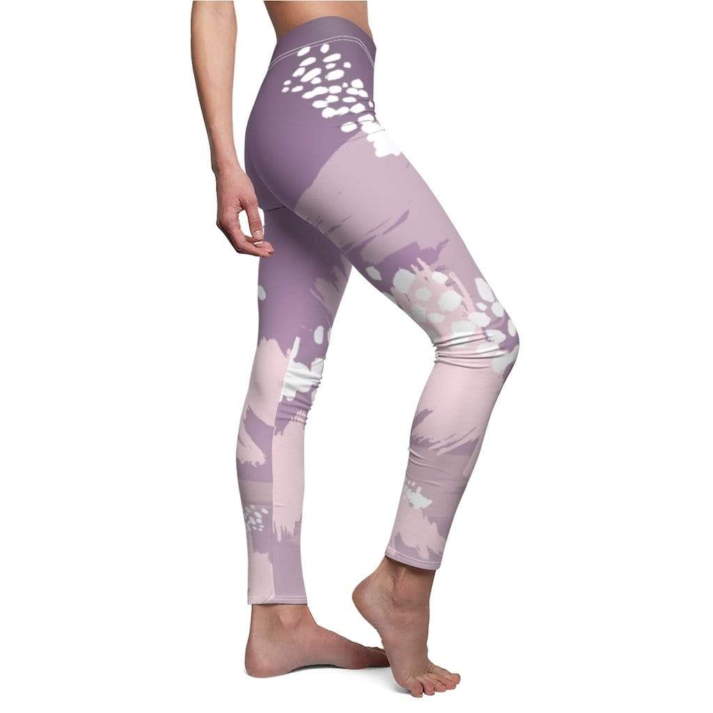 Printify Leggings Artiste Mid-Rise Leggings